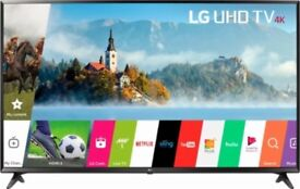 49 inch smart 4K ultra HD tv