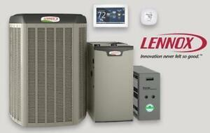 BRAND NEW GOODMAN FURNACE AND A/C - RENT TO OWN