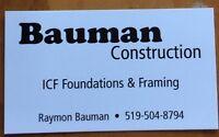 Bauman construction