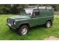 Landrover defender 90/110 wanted