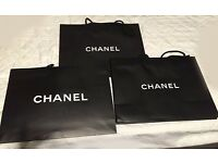 Chanel Shopping Bag x 3