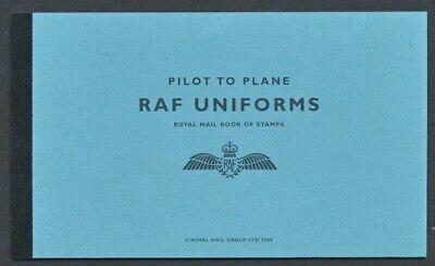 GB PRESTIGE STAMP BOOKLET, 2008, Scott BK-185, £7.15, RAF Uniforms, DX 42