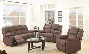 FABRIC RECLINERS ON SALE : GRAND SALE (AD 176)