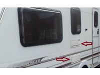 Caravan Winter Covers Upper And Lower Vent/Grill Also Ideal For Motorhomes.