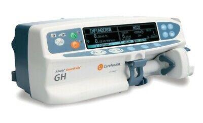 Alaris Gh Plus Syringe Pump Infusion Universal Pump