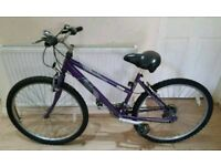 Great women's 26inch Raleigh mountain bike in good condition all fully working