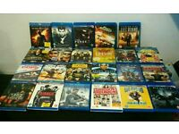 23 Blu-ray dvds