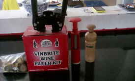 Various homebrew equipment