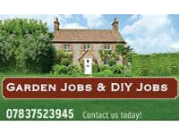 Garden Jobs, DIY Jobs no fuss quotes.