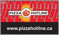 PIzza Hotline delivery drivers