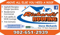 Hiring roofers and labourers