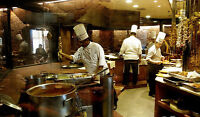 Job Vacancy for Grill Cooks, Kitchen Help, Naan Makers& Cashiers