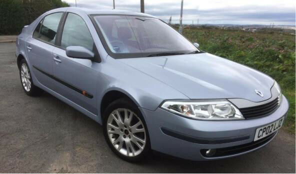 RENAULT LAGUNA 1.8 petrol ONLY DONE 41905k miles 12 MONTH TEST