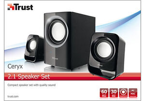 NEW-TRUST-2-1-CERYX-60W-COMPACT-POWERFUL-SPEAKER-SET-FOR-PC-COMPUTER-ETC
