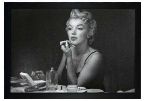 marilyn monroe framed poster ebay. Black Bedroom Furniture Sets. Home Design Ideas