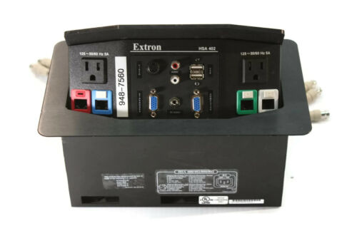 Extron HSA 402 Hideaway Surface Access Enclosure