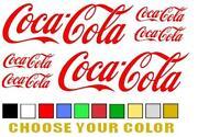 Coca Cola Stickers