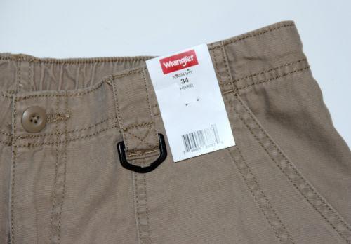 Mens Wrangler Cargo Jeans