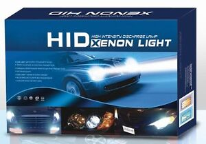 Super Bright HID CN Lights ON SALE with one year warranty!