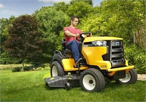 CUB CADET LAWN TRACTOR SALE @ LETHBRIDGE HONDA! STARTING @$2499