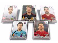 #GotGotNeed Panini Euro 2016 Stickers (Available to swap)