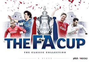 The FA Cup - Classic Collection (DVD, 2016, 4-Disc Set) - Region 4
