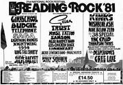 Reading Festival Poster