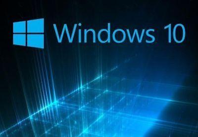 Windows 10 Home Pro 32 64 Bit Upgrade Install Update Bootable Dvd 2 Discs Set