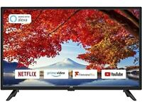 32 Inch JVC LT-32C600 Freeview Play Smart LED TV 12 Months Warranty Smart Television