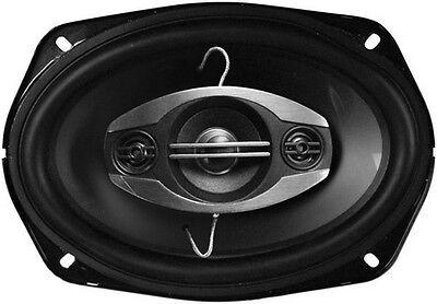 Daisy DS-A6993S AudioDrift 500 Watt 6 x 9 in. 4 Way Speakers