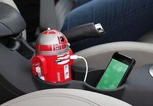 R2-D9 USB Car Charger