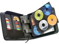 CD Wallet 200+ CD storage space