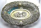 Repousse Bowl Silver Antiques