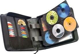 CD/DVD Wallet - storage space > 200+ CDs/DVDs