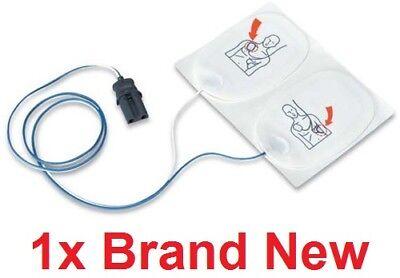 1 Philips Heartstart Dp Electrode Pads Fr Fr2 Fr2 989803158211 Aed Date 4-30-18