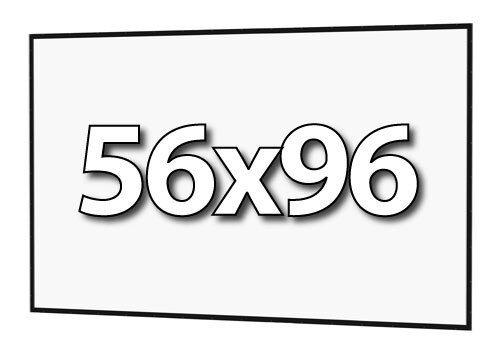 DA-LITE 90803 - FAST-FOLD DELUXE 56x96 REPLACEMENT SURFACE - DA-TEX REAR