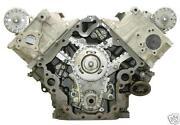 2001 Dodge Durango Engine