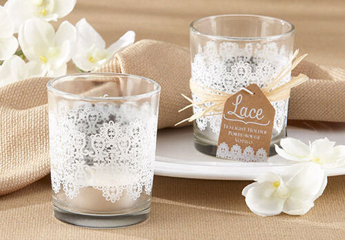 Pretty Decorative Lights Pretty Glass Tea Light Holders