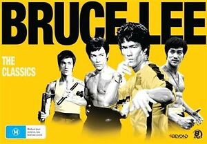 Bruce Lee Classic Collector's DVD Box Set R4