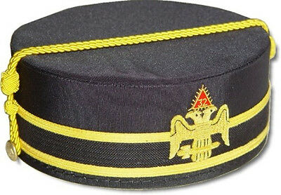 Masonic 32nd Degree (32SJC) Scottish Rite Cap New