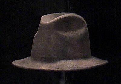 Freddy Krueger Nightmare Fedora Hat