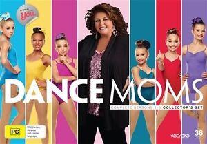 Dance-Moms-Season-1-5-DVD-2016-36-Disc-Set-New-amp-Sealed
