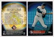 2011 Topps 7 Mickey Mantle