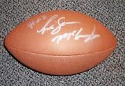 LeSean McCoy Signed Football