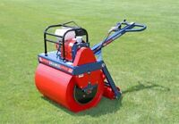 Lawn Rolling and Aeration
