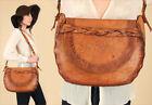 Hippy Leather Satchel Vintage Bags, Handbags & Cases