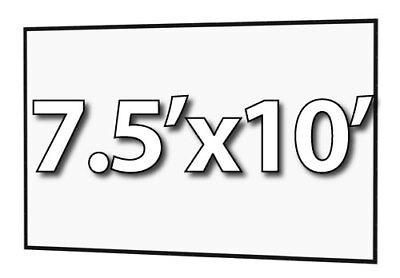 Fold Da Mat - DA-LITE 34225 - FAST-FOLD DELUXE 7.5'x10' REPLACEMENT SURFACE - DA-MAT FRONT