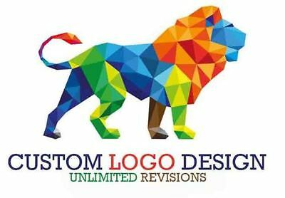 PROFESSIONAL CUSTOM LOGO DESIGN FOR BUSINESS + UNLIMITED REVISION | LOGO