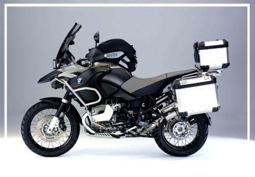bmw panniers motorcycle parts ebay. Black Bedroom Furniture Sets. Home Design Ideas