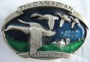 Canadian Belt Buckle